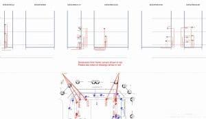 building wrap survey positions