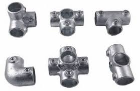 Smooth Scaffold couplers